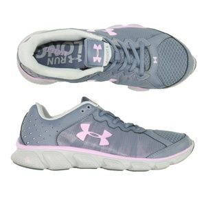 Under Armour Micro G Assert 6 Running Shoe Sz 11